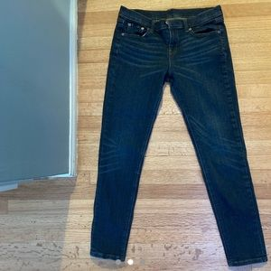 Urban Outfitters Dark Skinny Jeans